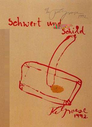 Felix Droese Schild und Schwert (1992)