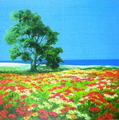 Robin Der alte Baum und das Meer