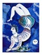 Chagall marc acrobat medium