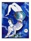 Marc Chagall Acrobat