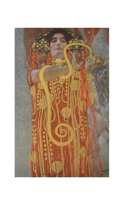 Gustav Klimt Hygieia K 15