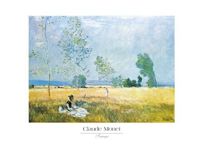 Claude Monet Printemps