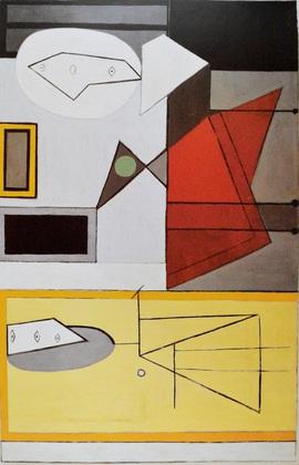 Pablo Picasso Das Atelier, 1928
