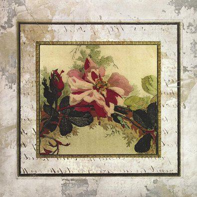 John Butler 2er Set 'Cabbage Roses I + II'
