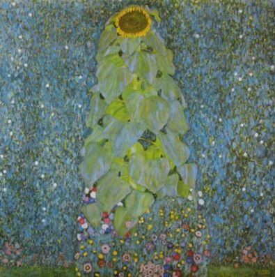 Gustav Klimt Die Sonnenblume