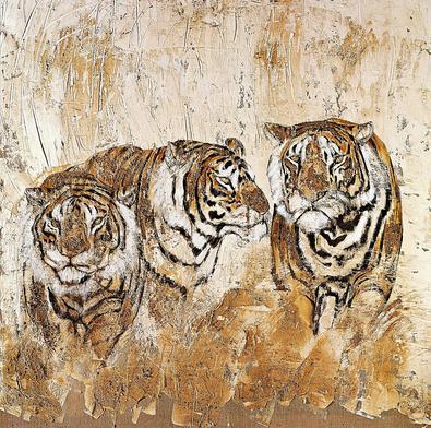 Carole Ivoy Die Tiger I