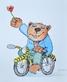 Janosch Fahrradtour