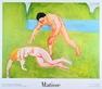 Matisse henri nymphe et satyre medium