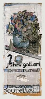 Horst Janssen 20 Jahre Galerie Brockstedt