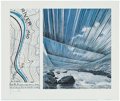 Christo Over The Arkansas River X Project