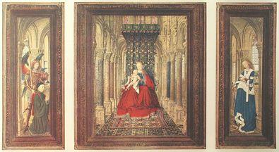 Jan van Eyck Fluegelaltar