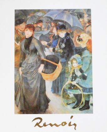 Pierre Auguste Renoir Maestri della Pittura
