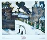Marc Chagall La vecchia vitebsk