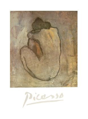 Pablo Picasso Nu De Dos