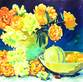 Kirchner karsten gelber strauss mit melone 61925 medium