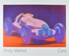 Andy Warhol Cars Formula-Car W 125 Bj 1937