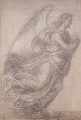 Fra Bartolomeo Engelsfigur