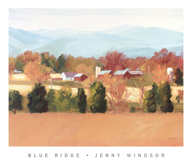 Jenny Windsor Blue Ridge