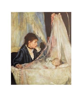 Berthe Morisot Die Wiege