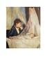 Morisot berthe die wiege medium
