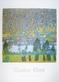 Gustav Klimt Gebirgsabhang in Unterach