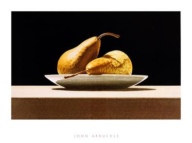 Arbuckle john pears on celadon large