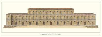 Bartolomeo Ammanati Florenz, Palazzo Pitti