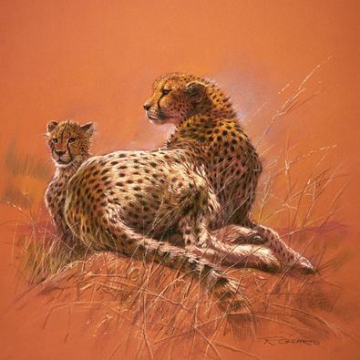 Renato Casaro Cheetah Mother