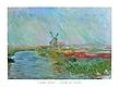Claude Monet Champ de Tulipes