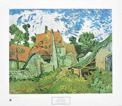 Vincent van Gogh Street in Auvers 5873