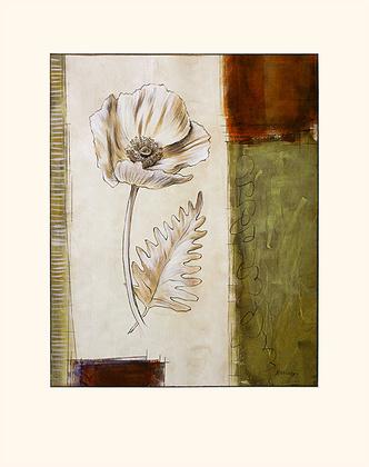 Julian Marcoux 4er Set 'Poppy II + III' + 'Tulip II' + 'Iris II'
