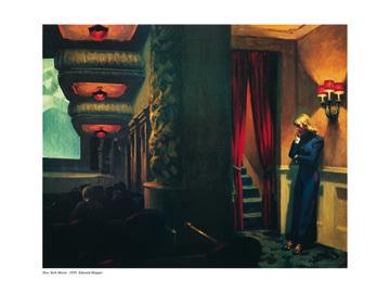 Edward Hopper New York Movie
