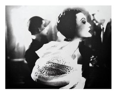 Betty Rose Black & White