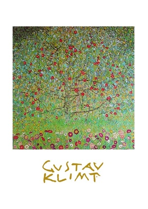 Gustav Klimt Apfelbaum