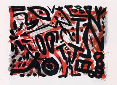 A.R. Penck Theorie und Praxis (1993)