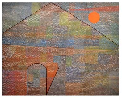 Paul Klee Ad Parnassum