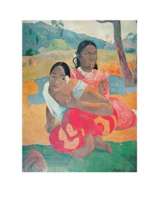 Paul Gauguin Wann heiratest Du