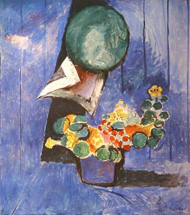 Henri Matisse Blumen und Keramik