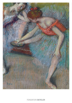 Edgar Degas Danseuses, um 1896