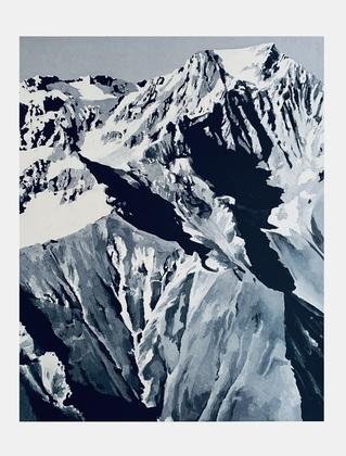 Gerhard Richter Himalaja, 1968