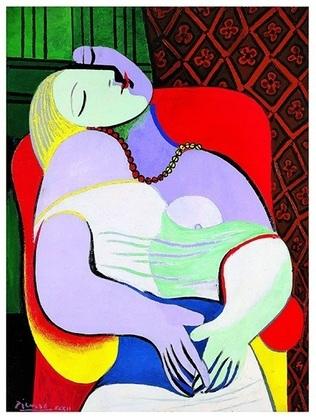 Pablo Picasso Der Traum, 1932