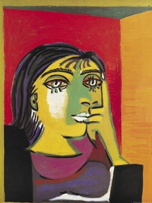 Pablo Picasso Dora Maar