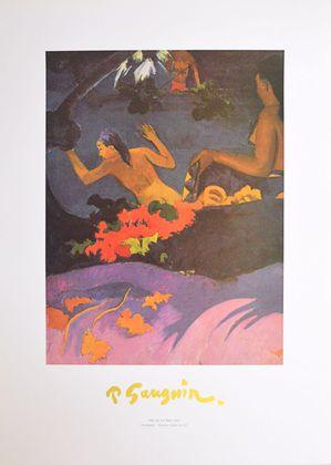 Paul Gauguin Pres de la mer, 1892