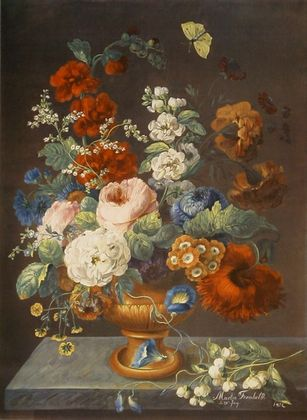 Martin Fromhold Sommerblumen