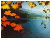 W. Czaja 2er Set 'Herbst ueberm See' + 'Bergsee'