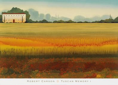 Robert Carson Tuscan Memory I