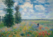 Monet claude les coquelicots medium