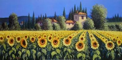 David Short Summer Blooms