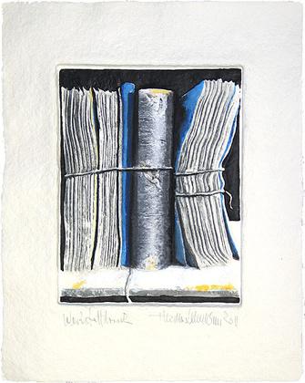 Thomas Kleemann Archiv blau