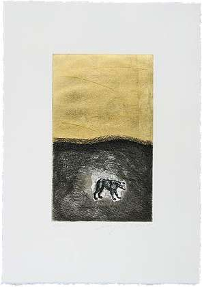 Mimmo Paladino Hund (2002)